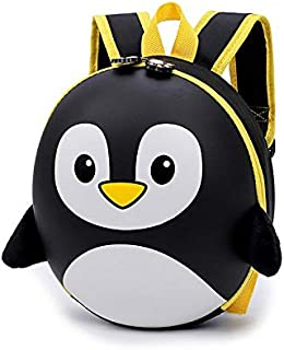 Cute Penguin Hardshell Mini Backpack for Kids