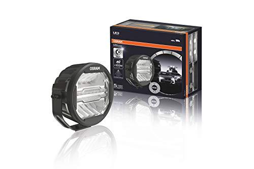 Osram ROUND MX260-CB, LED Zusatzscheinwerfer für Nah- und Fernlicht, Combo, 3500 Lumen, Lichtstrahl bis zu 350 m, LED Arbeitsscheinwerfer mit Standlicht, ECE Zulassung, LEDDL112-CB