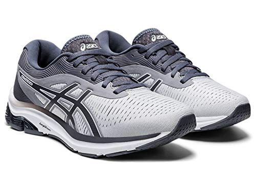 ASICS Women's Gel-Pulse 12 Running Shoes, 8M, Glacier Grey/Metropolis