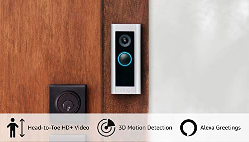 Introducing Ring Video Doorbell Pro 2 – Best-in-class with cutting-edge features (existing doorbell wiring required) – 2021 release