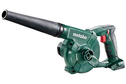 Metabo Akku-Gebläse AG 18 (602242850) 18V ; Karton, Akkuspannung: 18 V, Luftmenge: 1 / 1.55 / 2.6 m³/min, Max. Luftgeschwindigkeit: 74 m/s