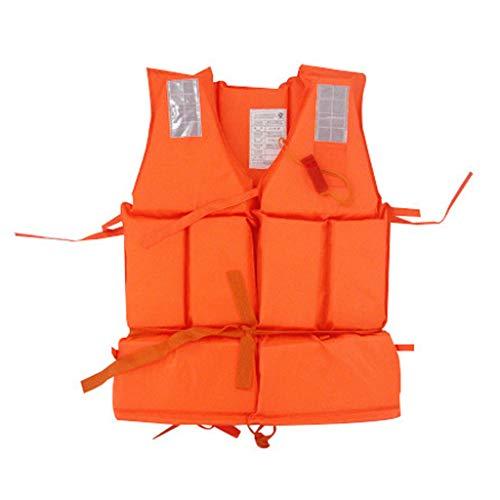 DXKN Sommer Schwimmweste Erwachsenen Auftriebsweste, Feststoff Rettungsweste Feststoffweste Schwimmweste, Schwimmweste Auto Motorboot Wasserrettung Schwimmweste Geeignetes Gewicht: 20kg-120kg
