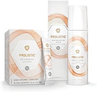 Prolistic Lotion & Probiotic Powder Combo Pack