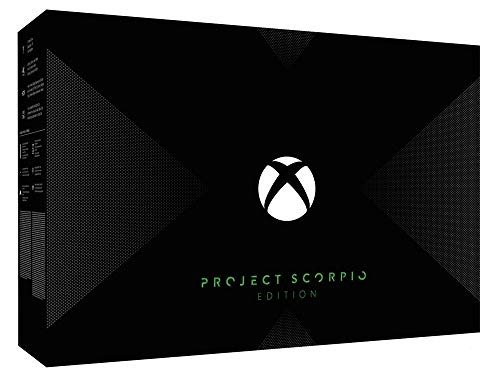 Xbox One X Konsole 1 TB - Project Scorpio Edition