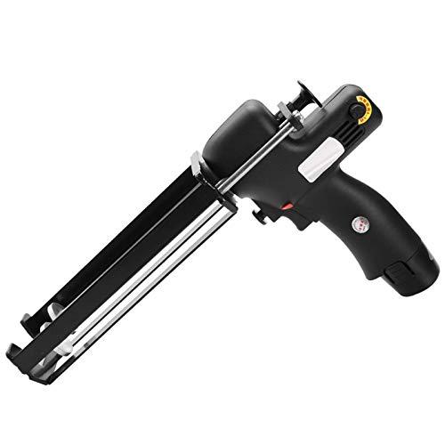 12V Cordless Caulking Gun with Li-Battery - Barrel Style Caulk & Adhesive Gun, No Drip, Tool Only