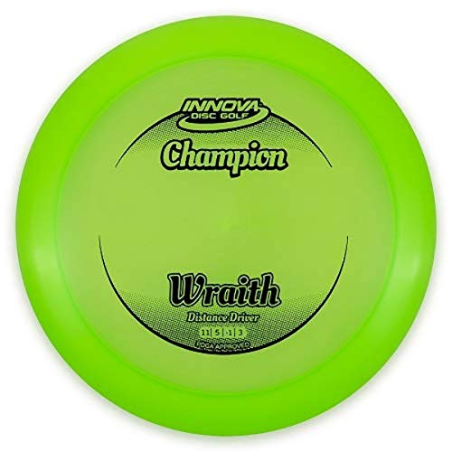 Innova - Champion Discs Wraith Golf Disc, 170-172gm (Colors may vary)