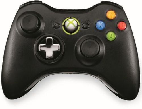 Manette Xbox 360 sans fil (bouton multidirectionnel transformable)
