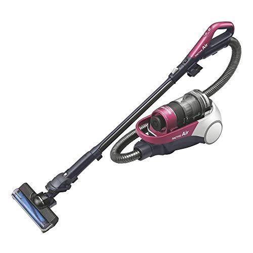シャープ コードレスキャニスター サイクロン 掃除機 ピンク EC-AS510-P