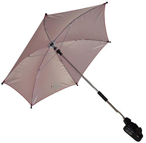 Baby ombrellone compatibile con Jane passeggino carrozzina rosso
