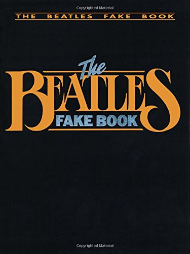 The Beatles Fake Book: C Edition (Fake Books)