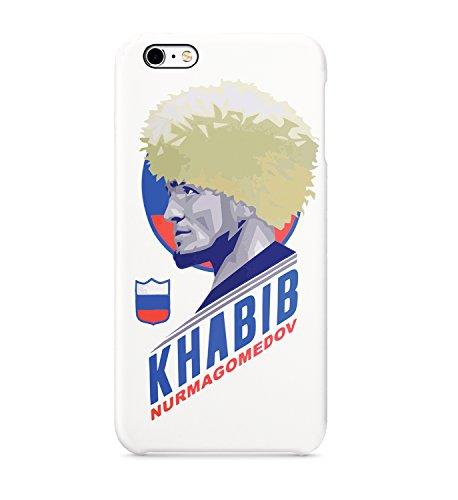 Khabib Nurmagomedov - Carcasa rígida de plástico para iPhone Samsung Galaxy Huawei, plástico, Samsung Galaxy S8