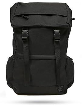 Rucksack Backpack for Travel College Hiking Camping Large Outdoor men women lightweight Daypack Black