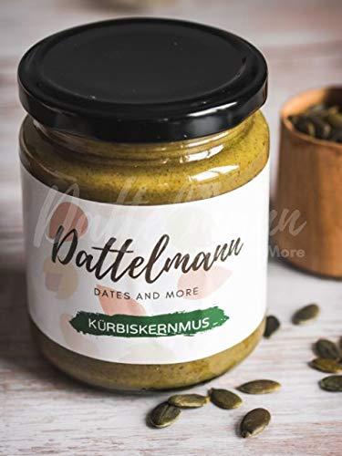 Bio Kürbiskernmus 250g | 100% Natürlich & Gesund | Premium Qualität | High Protein | Vegan | Glutenfrei | Palmyra Delights