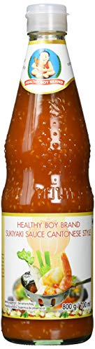 HEALTHY BOY Sukiyaki Sauce, kantonesisch, (700 ml)