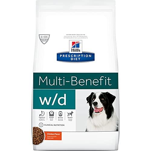 Hill's Canine W/D Comida para Perros - 12000 gr