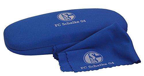 FC Schalke 04 Brillenetui und Putztuch