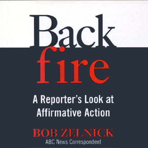 Backfire audiobook cover art
