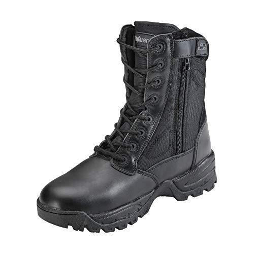 Chaussures Rangers Megatech - CityGuard - Noir -...