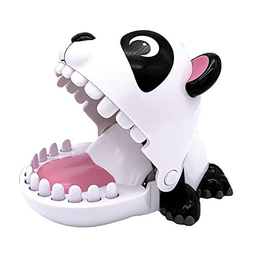 Panda Teeth Toy - Juguete de dentista de dedo para morder animales para niños