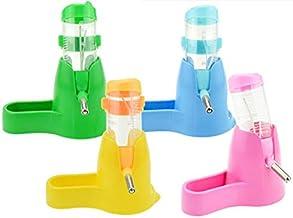 PetKids Watervoer voor kleine dieren, hamsterfles, drinkfles, automatisch, 80 ml, 14,5 x 8,2 x 16 cm