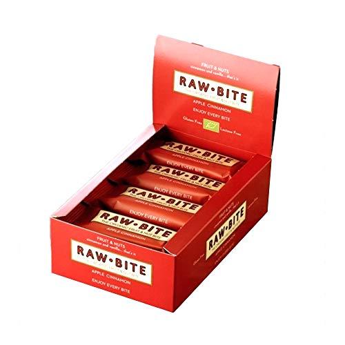 Raw Bite Barrita Ecológica de Manzana y...