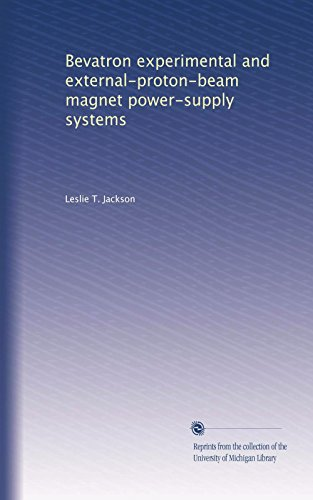Bevatron experimental and external-proton-beam magnet power-supply systems