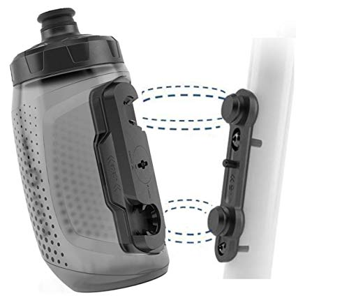 Fidlock Portabotellas magnético para bicicleta con soporte para bebidas, soporte para bebidas, bicicleta