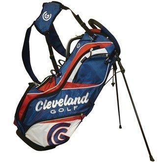 Cleveland CG Ständer - Golf Club Bag - Blau / Rot / Weiß