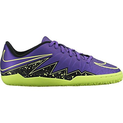 Nike Jr. Hypervenom Phelon II IC - Gr. 37,5 - Kinder Hallenschuhe - 749920-080