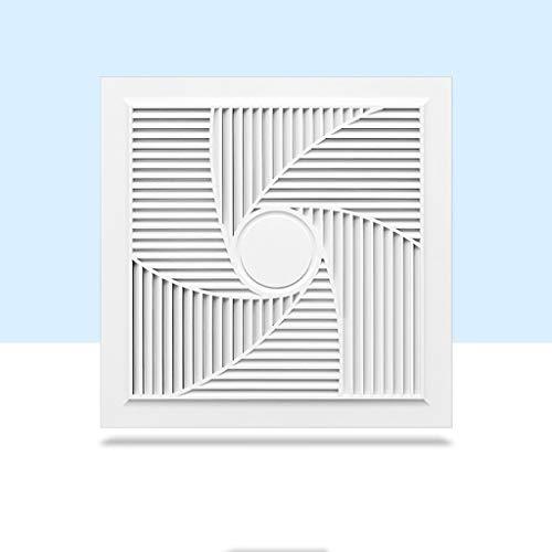 Release Ventilador de ventilación de bajo Ruido Ventilador de Campana para baño Extractor de Aire silencioso de Pared Extractor de Aire de Tubo de Pared