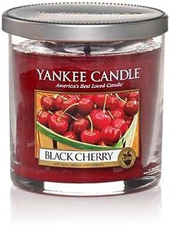 Yankee Candle Bougie Parfumée Cerise noire verre standard
