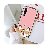 Coque de téléphone pour Huawei P 9 8 10 40 Mate 30 Honor 8 8A 20 20s 9x Nova 6se 5t Y9s PSMART...