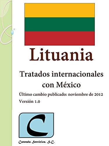 Lituania - Tratados Internacionales con México