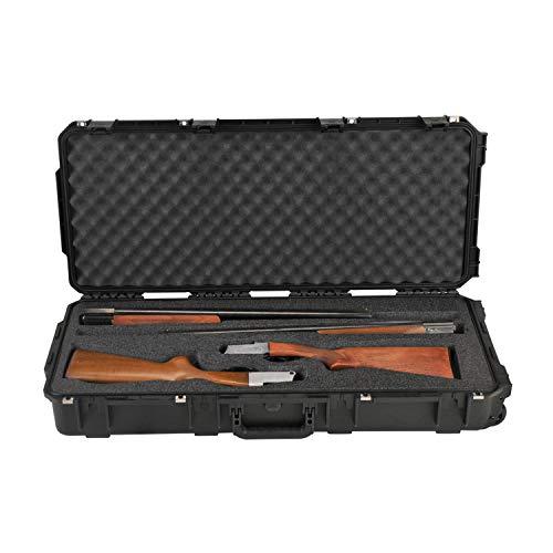 SKB Injection-Molded Double Custom Breakdown Shotgun Case,...