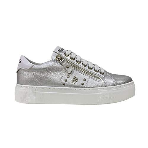 Keys Sneakers con Platform Donna