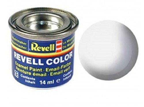 Revell - 32301 - Kit de Loisir Créatif - Peinture - Boîte de Réassortiment - Email Color - Blanc Satiné