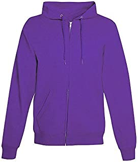 Plain Zip up Hoody Hooded Top Hoodie for Mens and Ladies Zipper Jacket Hoodies Sweatshirts