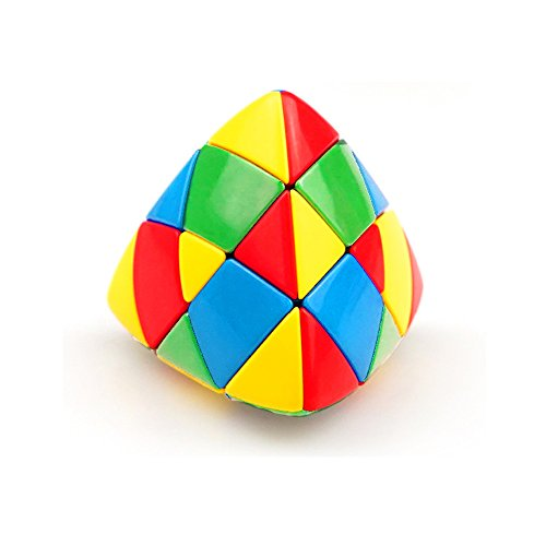 OJIN Shengshou Megamorphix Stickerless Cube Mastermorphix Cube ShengShou Megamorphix Puzzle (3x3)