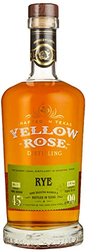 Yellow Rose RYE Whisky (1 x 0.7 l)