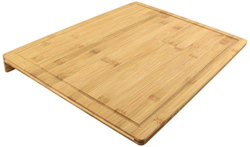 Totally Addict Tagliere, Wood, Marrone, 45 x 34 x 3,50 cm
