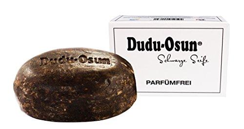 Dudu Osun zwarte zeep uit Afrika - parfumvrij, 150 g