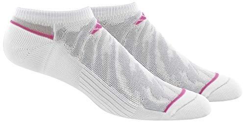 adidas Superlite Speed - Calcetines de Malla para Mujer (2 Unidades), Mujer, 976510, Rosa, Size 5-10