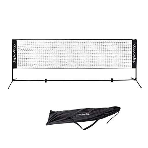 FOBUY Tennis Filet de Badminton Ajustable Standard...