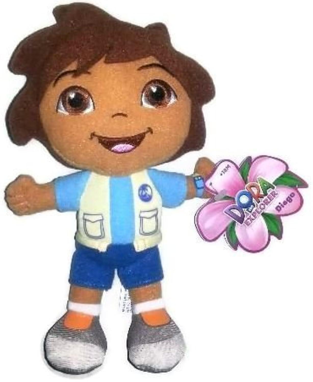 Dora the Explorer Diego Collectible Plush by Dora the Explorer