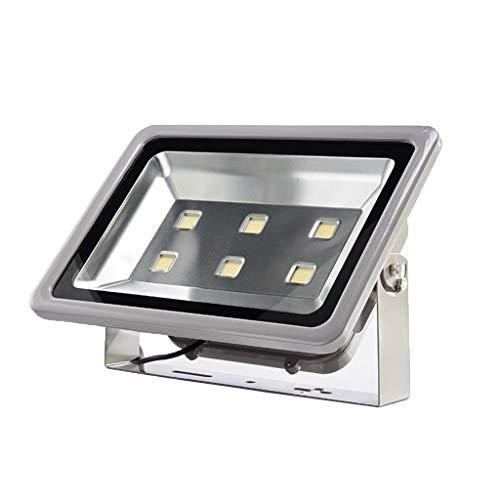 LED-projector, waterdicht, buitenverlichting, fabriekslamp met hoge prestaties. 400W Positief wit licht