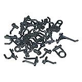 Sealey Hook - Clavija de carpintería (30 piezas)