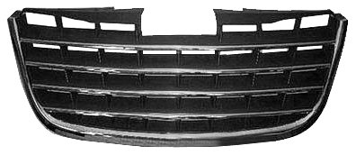 Sherman Replacement Part Compatible with Chrysler Town & Country Grille Assembly (Partslink Number CH1200309)