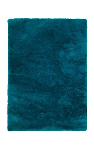 Obsession My Curacao- Teppiche, Soft-Micropolyester, Petrol, 120 x 170 cm
