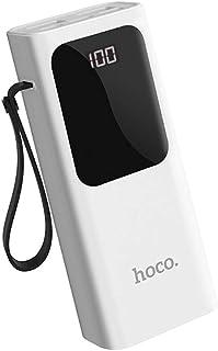 Hoco J41 - Treasure Mobile Power Bank (10000mAh) - White