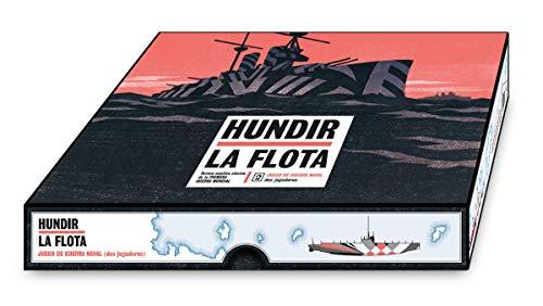 Hundir la flota: Juego de guerra naval (Juegos Cúpula)
